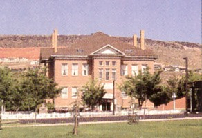 Dixie Academy Building