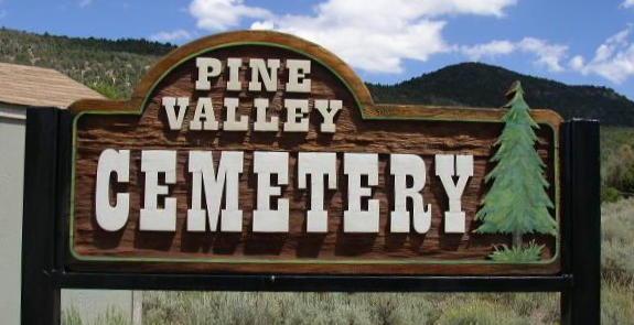 Pine Valley Cemetery in Pine Valley, Utah
