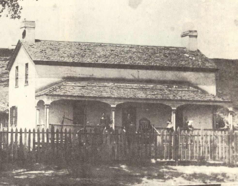 Samuel Lorenzo Adams Home