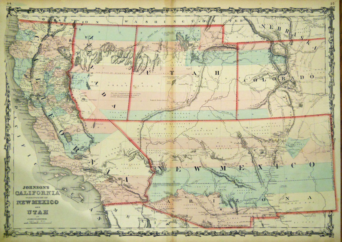 County Map Of Arizona With Cities.Washington County Maps And Charts