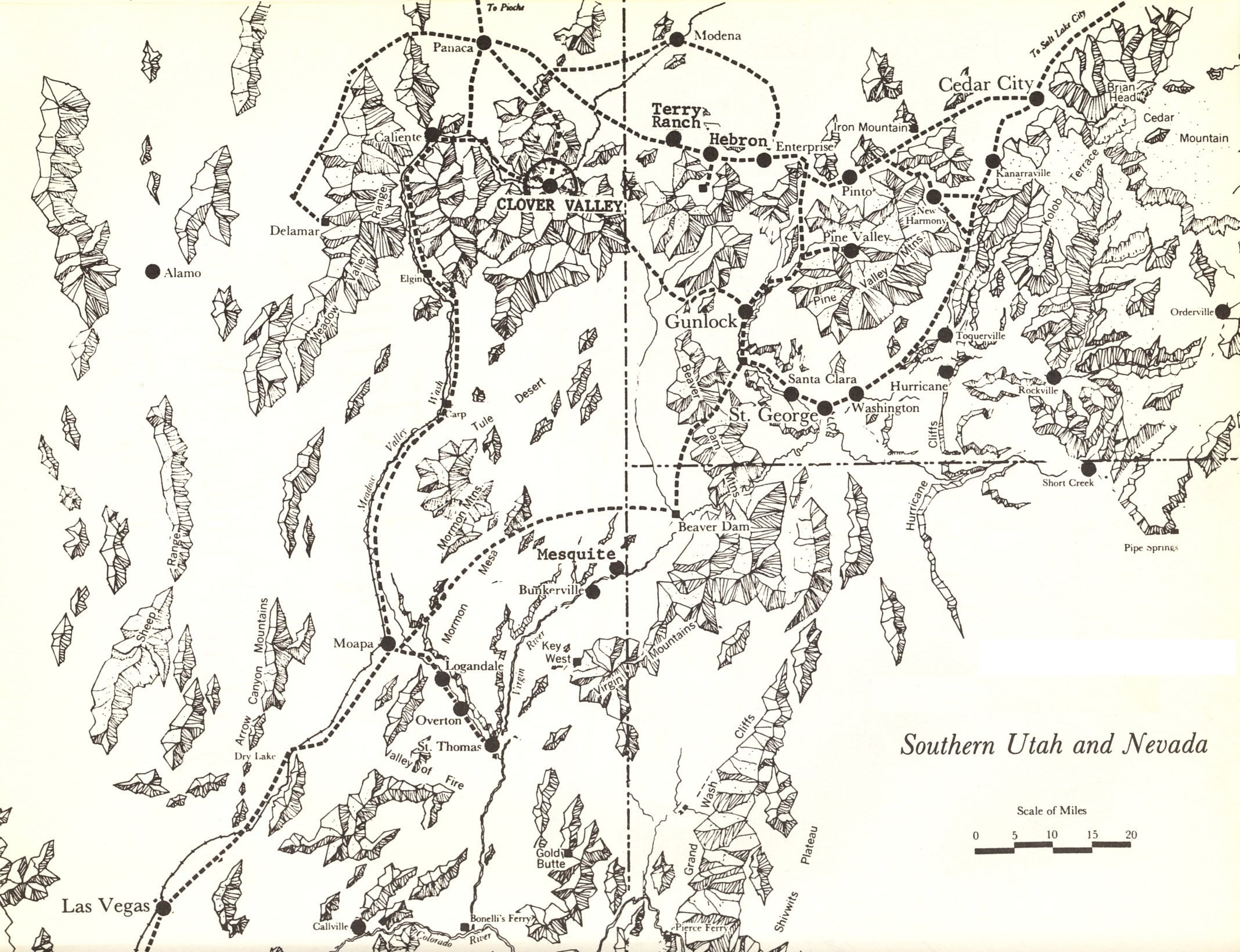 Washington County Maps And Charts - Southwest us county map