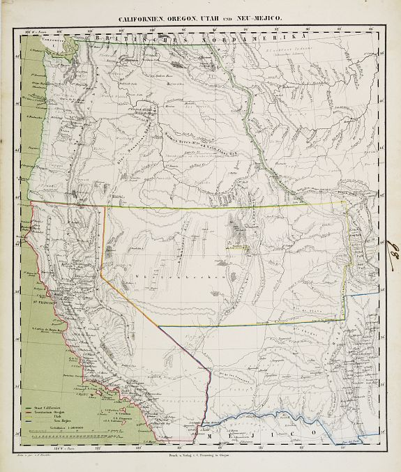 Washington County Maps and Charts on u.s. railroad map 1849, california map 1849, mexico map 1849, wisconsin map 1849, arizona map 1849, boston map 1849, texas map 1849, world map 1849, greece map 1849, nevada map 1849, europe map 1849,