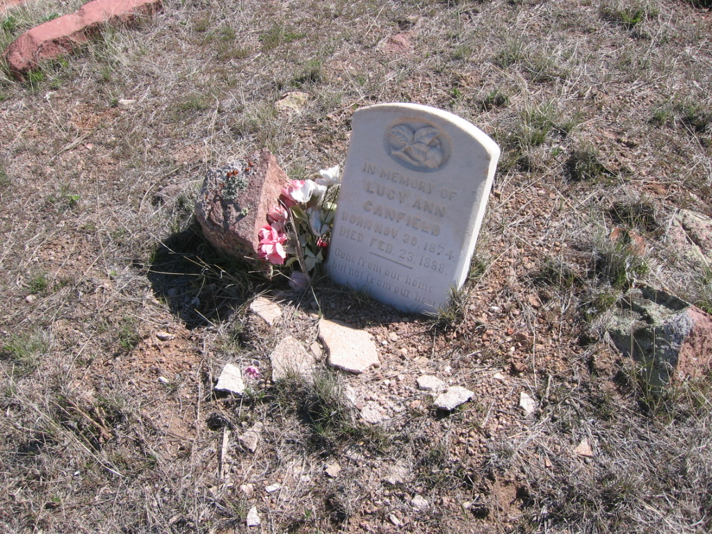 WCHS-00089 Grave and headstone