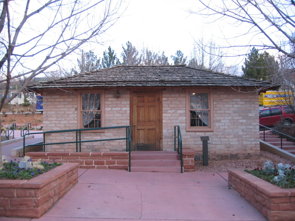 Jones Adobe Home