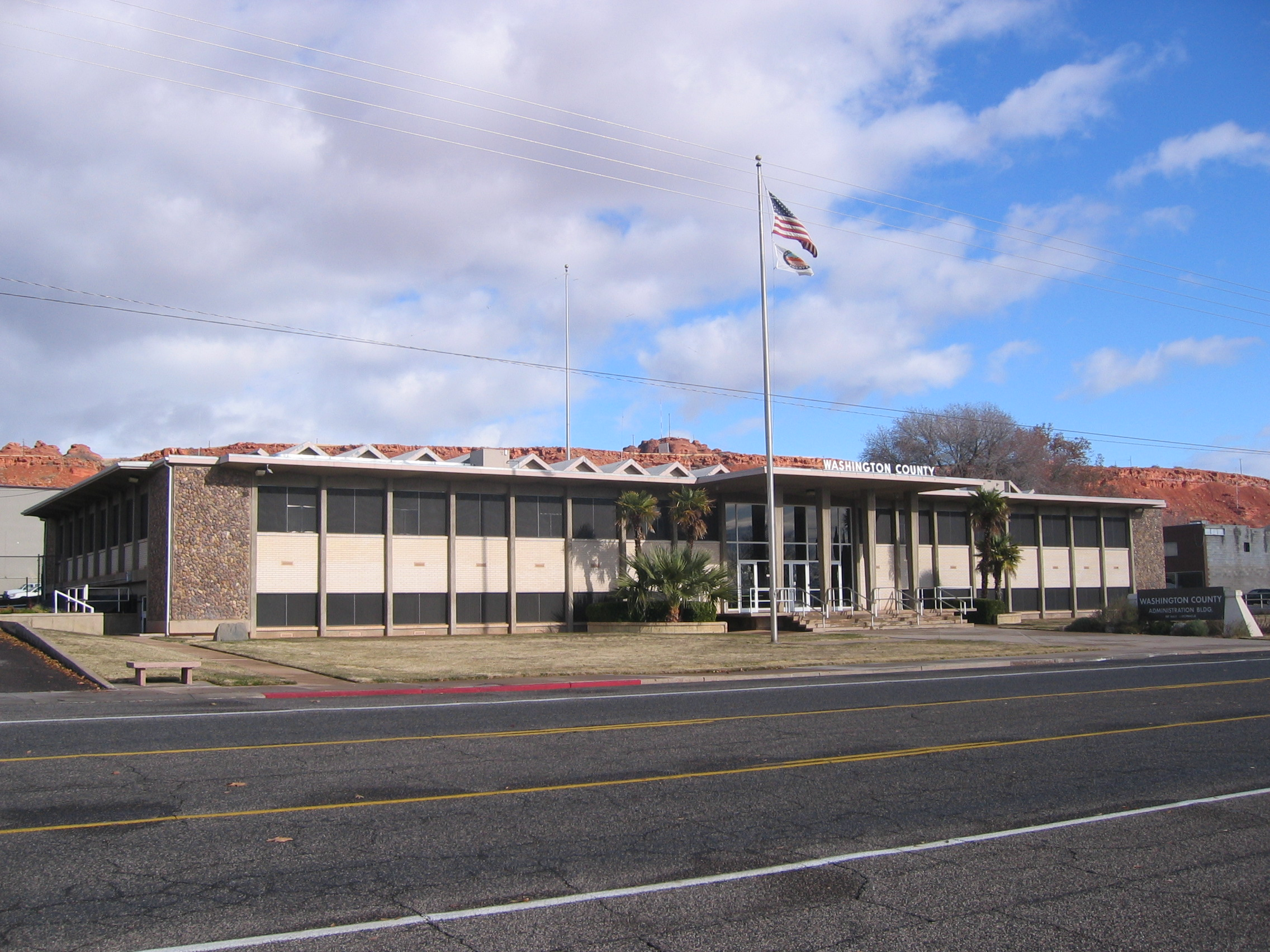 Washington County Administration Building