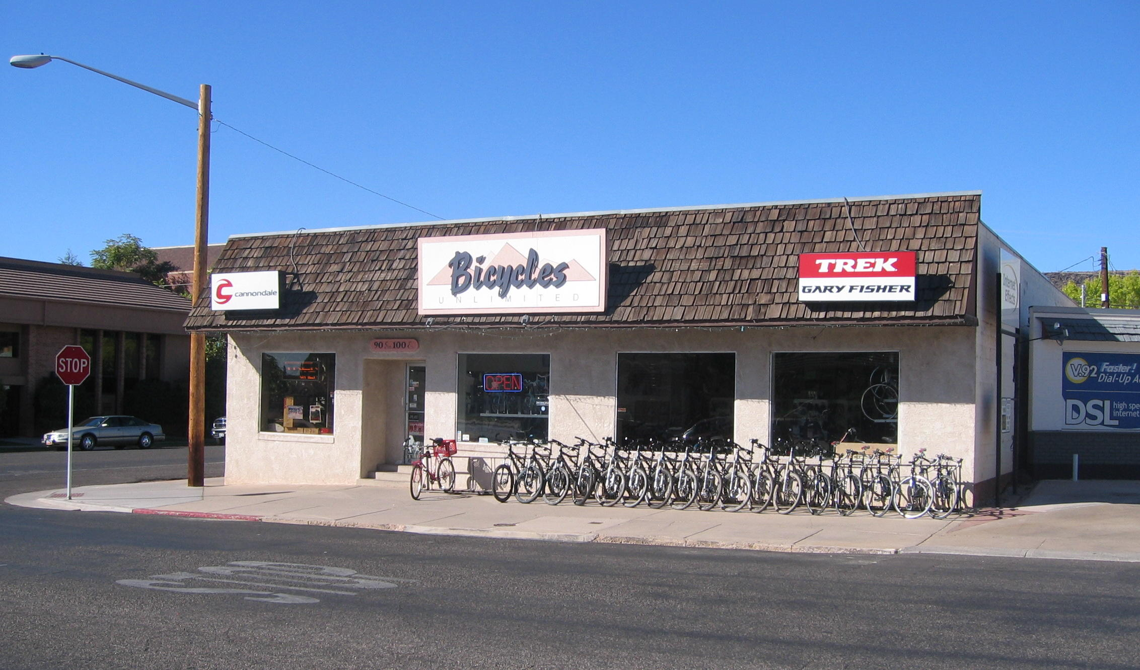 Bikes Unlimited St George Utah Bicycles Unlimited