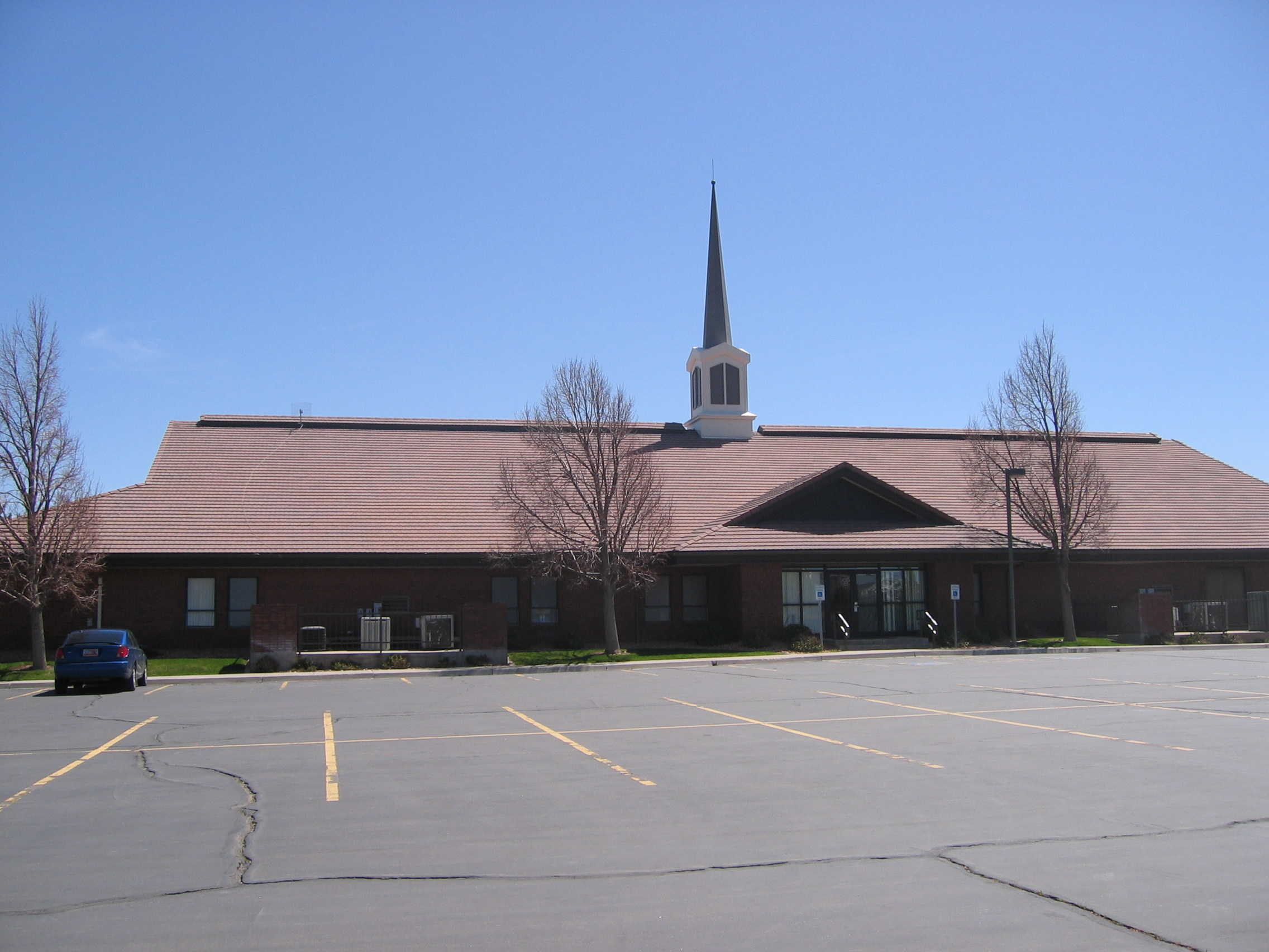 Enterprise L.D.S. Chapel