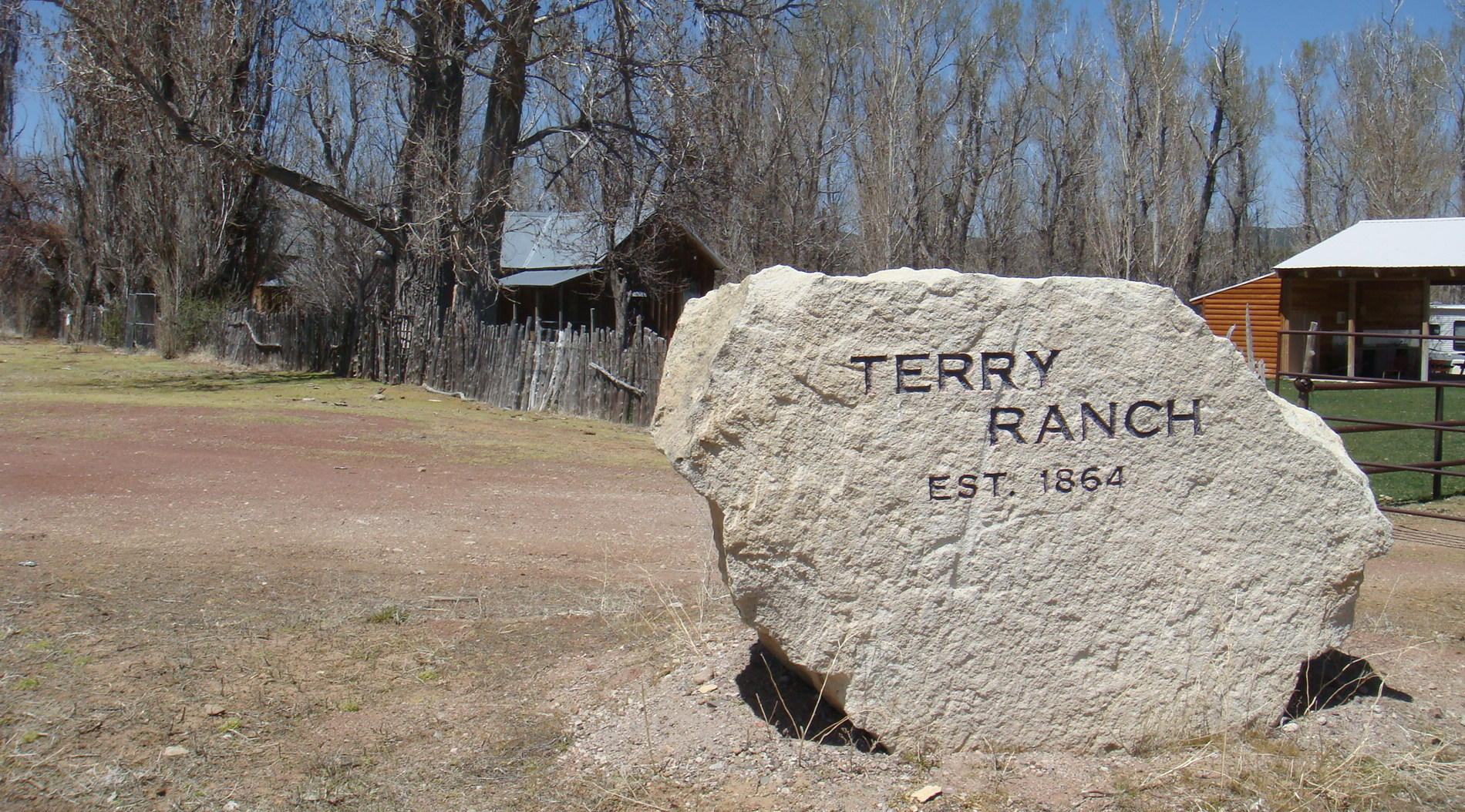 Terry Ranch Sign
