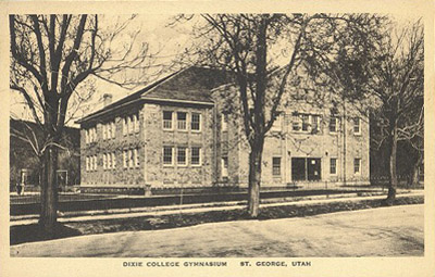 The Dixie College Gymnasium Building