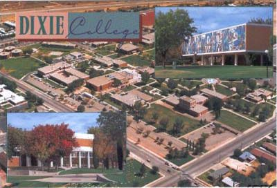 Dixie State College In St George Utah