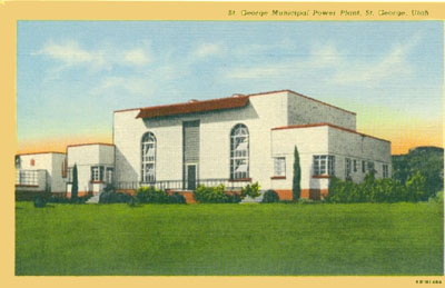 St. George Municipal Power Plant