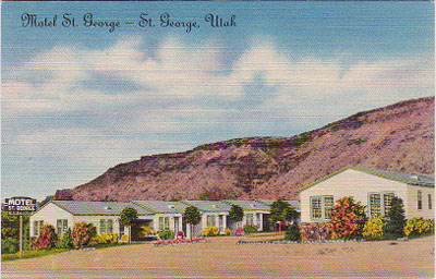 Motel St. George