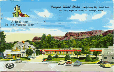 Rugged West Motel