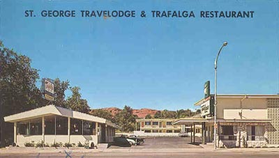 TraveLodge Motel and Trafalga Restaurant