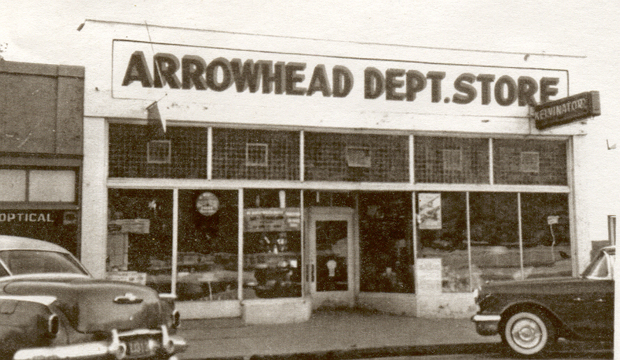 Arrowhead Department Store