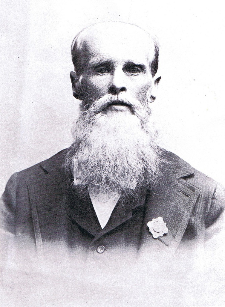 Levi Savage Jr. about 1895