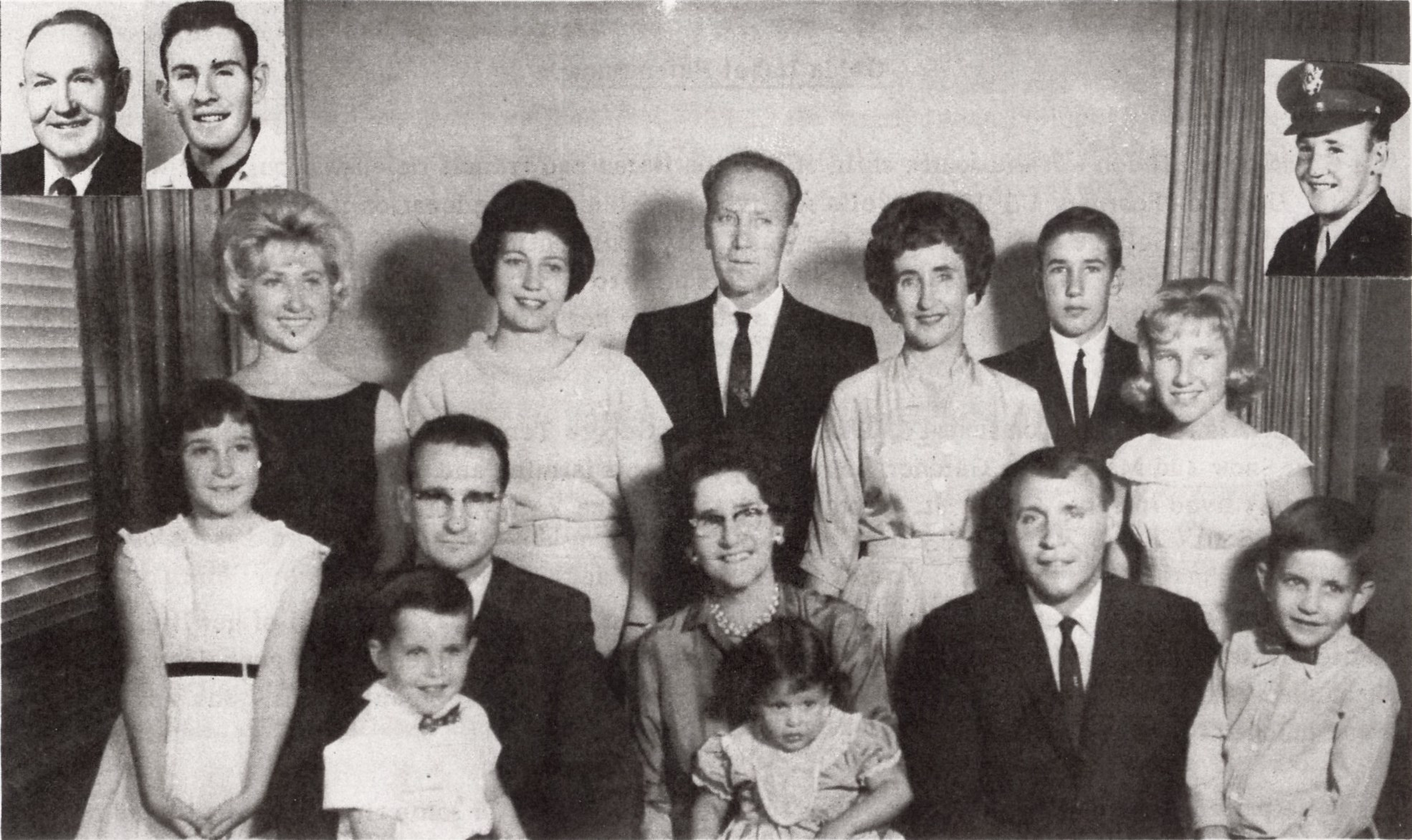 The Lee & Elsie Hafen Family