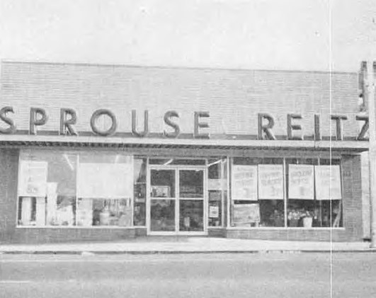 Sprouse-Reitz Store in St. George