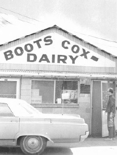 Boots Cox Dairy