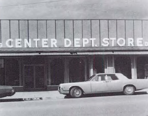Center Department Store