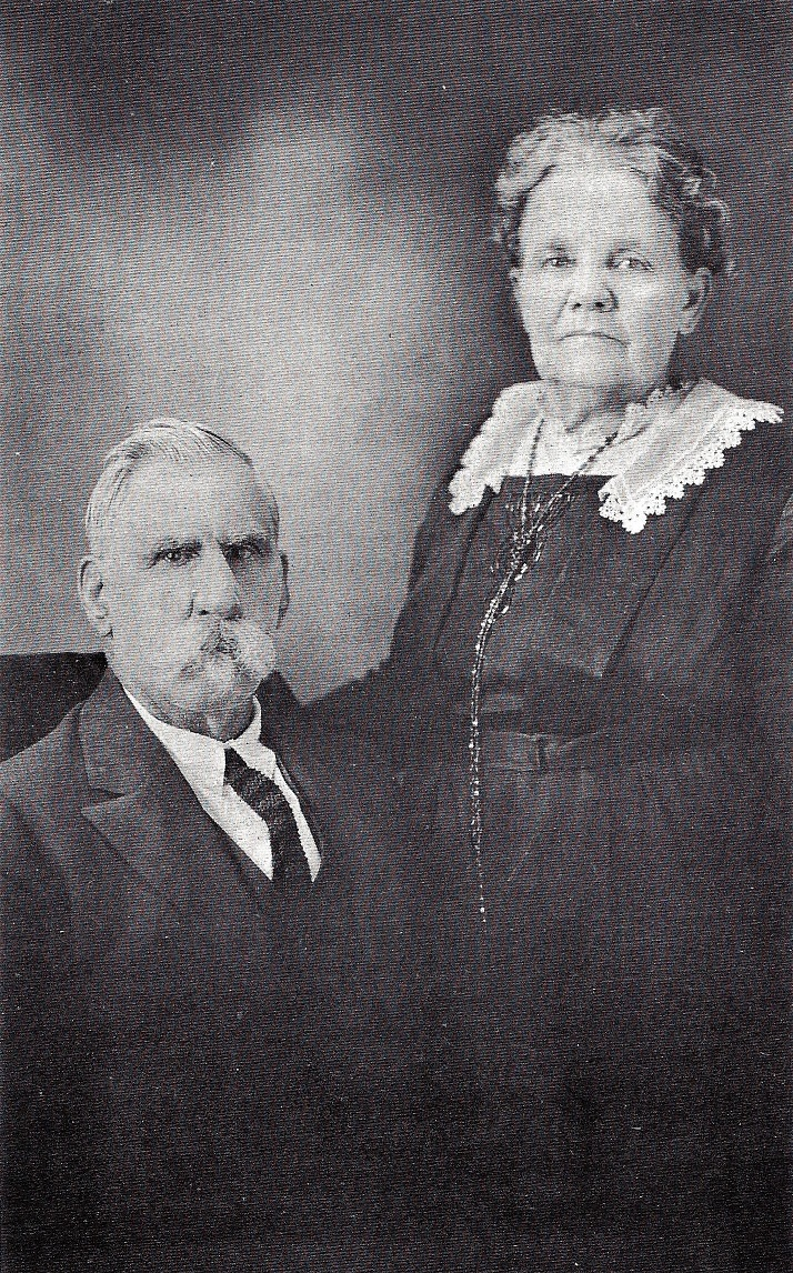 George & Cornelia Brooks