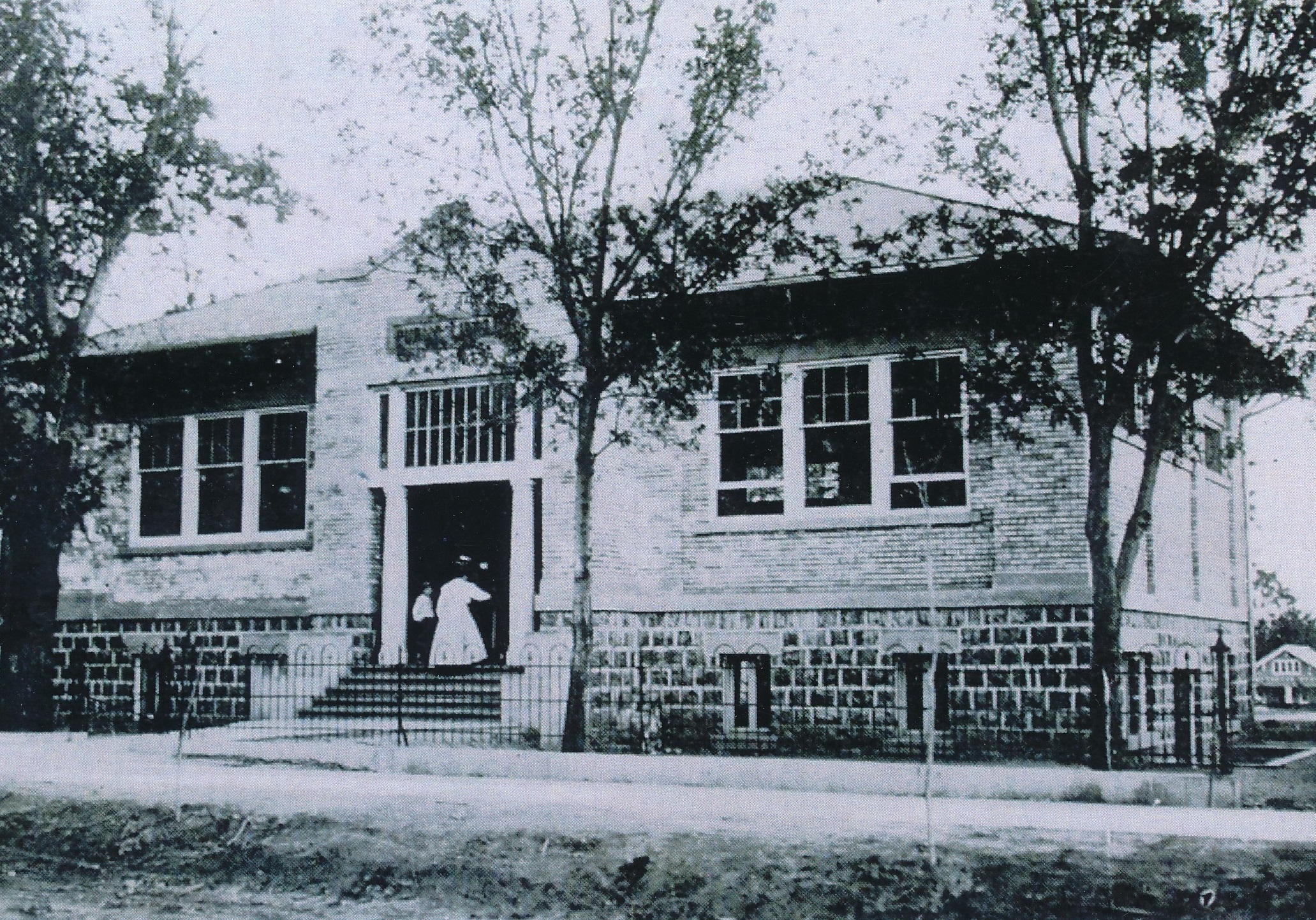 The old Carnegie Library Building