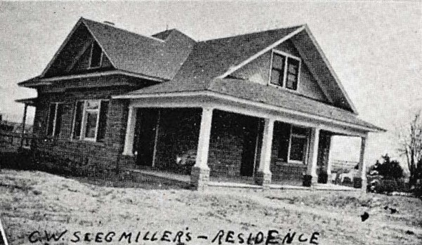 Charles Seegmiller Home