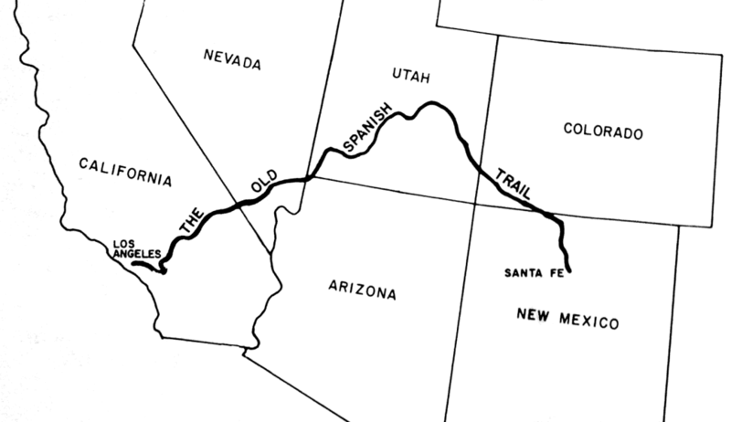 Old Spanish Trail, Washington County UT on sutter's fort map usa, texas map usa, united states map usa, st. louis map usa, nevada map usa, heritage map usa, rocky mountain map usa, pittsburgh map usa, great salt lake map usa, california map usa, flint hills map usa, washington map usa, erie canal map usa, augusta map usa, grand canyon map usa, pikes peak map usa, new mexico map usa, denver map usa, las vegas map usa, rio grande map usa,